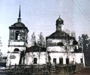 01 - Богоявленская церковь в Чаусе