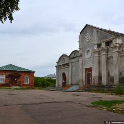 Собор Святой Живоначальной Троицы в Колывани