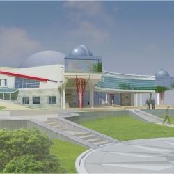 Астрофизический центр с планетарием