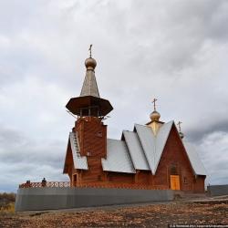 Освящение храма в Новокузнецке