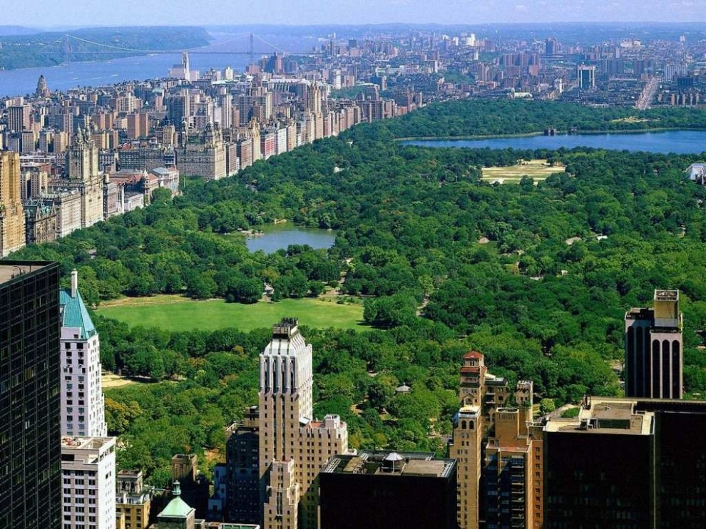 Нью-Йорк. Центральный парк
